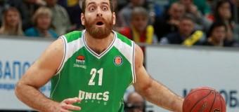 +12 очков по сумме двух встреч вывели УНИКС в полуфинал Еврокубка