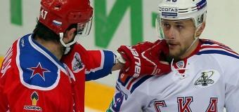 3 безответные шайбы принесли победу московским «армейцам»