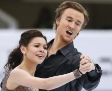 7-е место заняла лучшая российская танцевальная пара