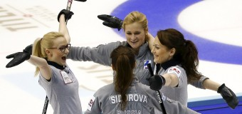 13:4 Россия одержала бронзовую победу над Шотландией по керлингу на ЧМ в Японии