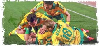 ½ финала Кубка России позади