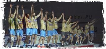7-кратным чемпионом России по волейболу стал «Зенит»