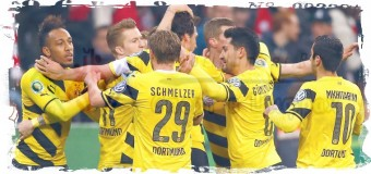 0:2 по пенальти — «Боруссия» в финале Кубка Германии