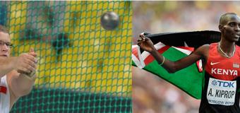 2 легкоатлета показали лучшие результаты в мире в этом сезоне