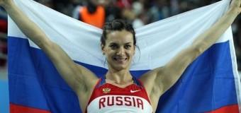 2016 год станет последним в спортивной карьере для Исинбаевой