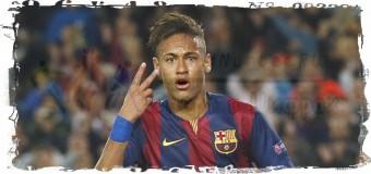 3:0 в пользу Неймара, 5:1 — в пользу «Барселоны»