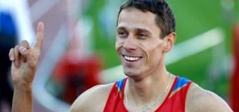 33-летний Олимпийский чемпион возглавил сборную России по легкой атлетике