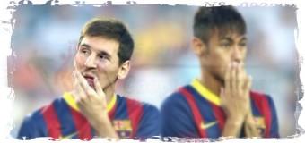400-й гол Месси за «Барселону»