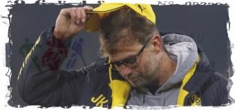 47-летний Юрген Клопп покидает «Боруссию» (Дортмунд)