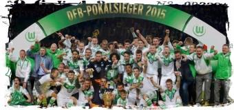 1-й для себя Кубок Германии выиграл «Вольфсбург»