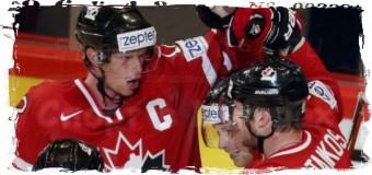 1-м финалистом чемпионата мира стала сборная Канады