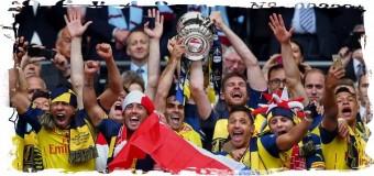 12-кратным обладателем Кубка Англии стал «Арсенал»