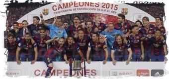 2-й трофей в этом году завоевала «Барселона»