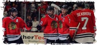 2-м финалистом НХЛ-2015 стал «Чикаго Блэкхокс»