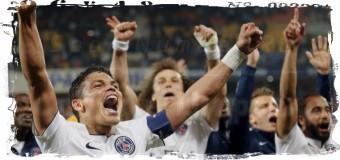 3-й раз подряд и 5-й раз в истории ПСЖ стал чемпионом Франции