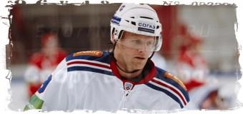 34-летний Тони Мортенссон покинул СКА