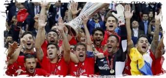 4-кратным победителем Лиги Европы стала «Севилья»
