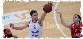 94:77 — «Химки» в финале Единой лиги ВТБ