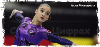3-е «золото» Европейских игр в Баку завоевала Алия Мустафина