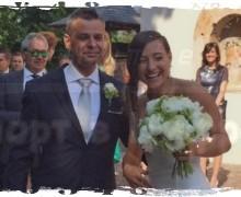 30 мая биатлонистка Доротея Вирер вышла замуж