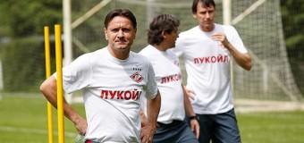 12-ю мячами встретил «Спартак» своего нового тренера