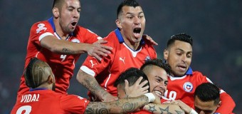 2:1 Чили побеждает Перу