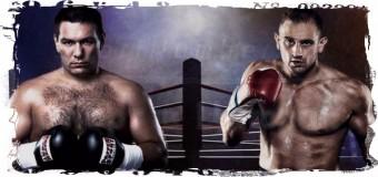 1-ю защиту титула провёл боксёр Руслан Чагаев