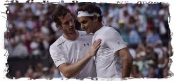 10-й раз в карьере Роджер Федерер сыграет в финале Уимблдона