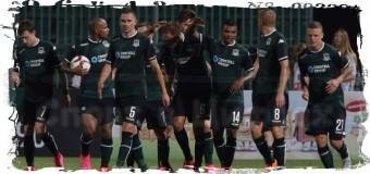 2-мя победами стартовали российские клубы в Лиге Европы
