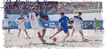 3-е место завоевала Россия на ЧМ по пляжному футболу