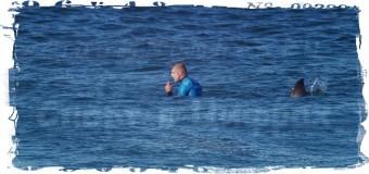 3-кратный чемпион мира по серфингу подвергся нападению акулы
