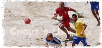 6:5 — Россия в полуфинале ЧМ по пляжному футболу