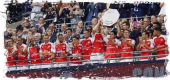 14-кратным обладателем Суперкубка Англии стал «Арсенал»