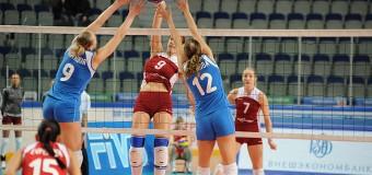 3:0 – итог для игры в волейбол в пользу российских спортсменов