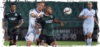 3:3 — ФК «Краснодар» сыграл вничью и вышел в плей-офф ЛЕ