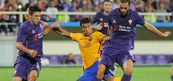 3-й матч подряд проиграла испанская «Барселона»