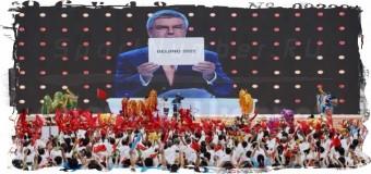 44 голоса сделало Пекин столицей Олимпийских игр 2022 года