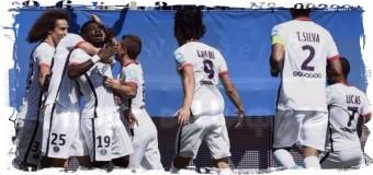 5-й раз в истории ПСЖ выиграл Суперкубок Франции