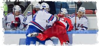 1:2 — СКА вернул «должок» ЦСКА за поражение на Кубке Открытия