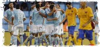 1-е поражение в сезоне потерпела «Барселона»