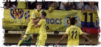 1-й раз в истории «Вильярреал» возглавил чемпионат Испании