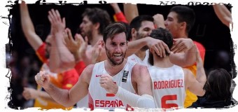 1-м финалистом Евробаскета-2015 стала Испания
