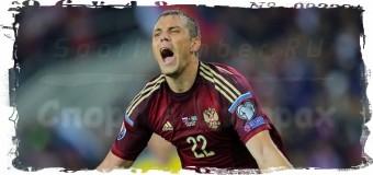 1-я победа сборной России при новом тренере