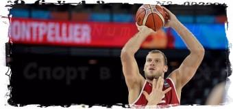 1-ю победу одержала Россия на Евробаскете-2015