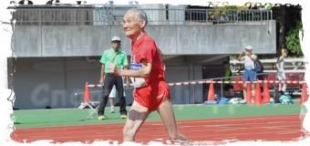 105-летний Хидекити Миядзаки обновил рекорд на стометровке