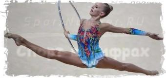 12-кратной чемпионкой мира стала гимнастка Яна Кудрявцева