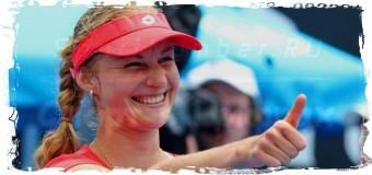 1/32 финала US Open 2015 преодолела Екатерина Макарова