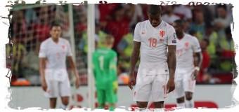 2-й матч подряд проиграла команда Нидерландов