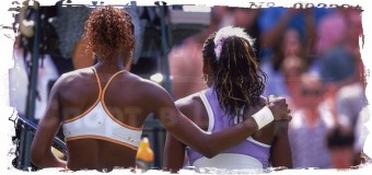 2 сестры Уильямс выявили сильнейшую на US Open 2015