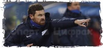 2 сезона в ФК «Зенит» — достаточный срок для Виллаш-Боаша